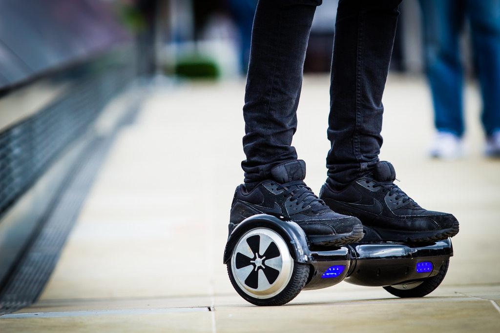 Hoverboard, moyen de déplacement par excellence